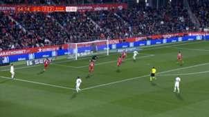 Lucas Vazquez Real Madrid Girona