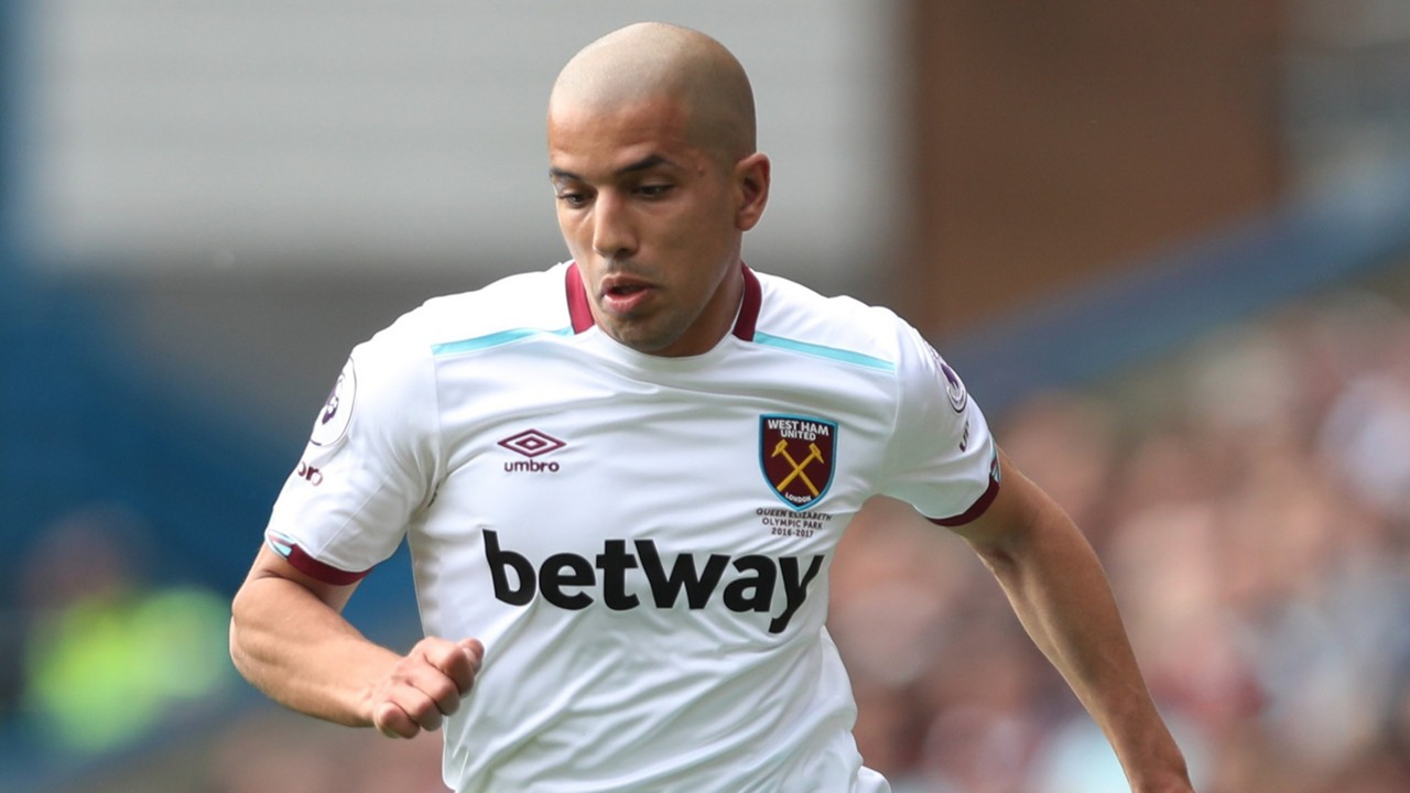 Sofiane Feghouli West Ham United