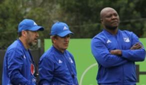 Jorge Luis Pinto & Freddy Rincón Millonarios