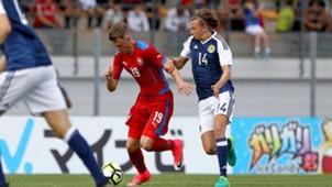Martin Graiciar-Republik Ceko U-19