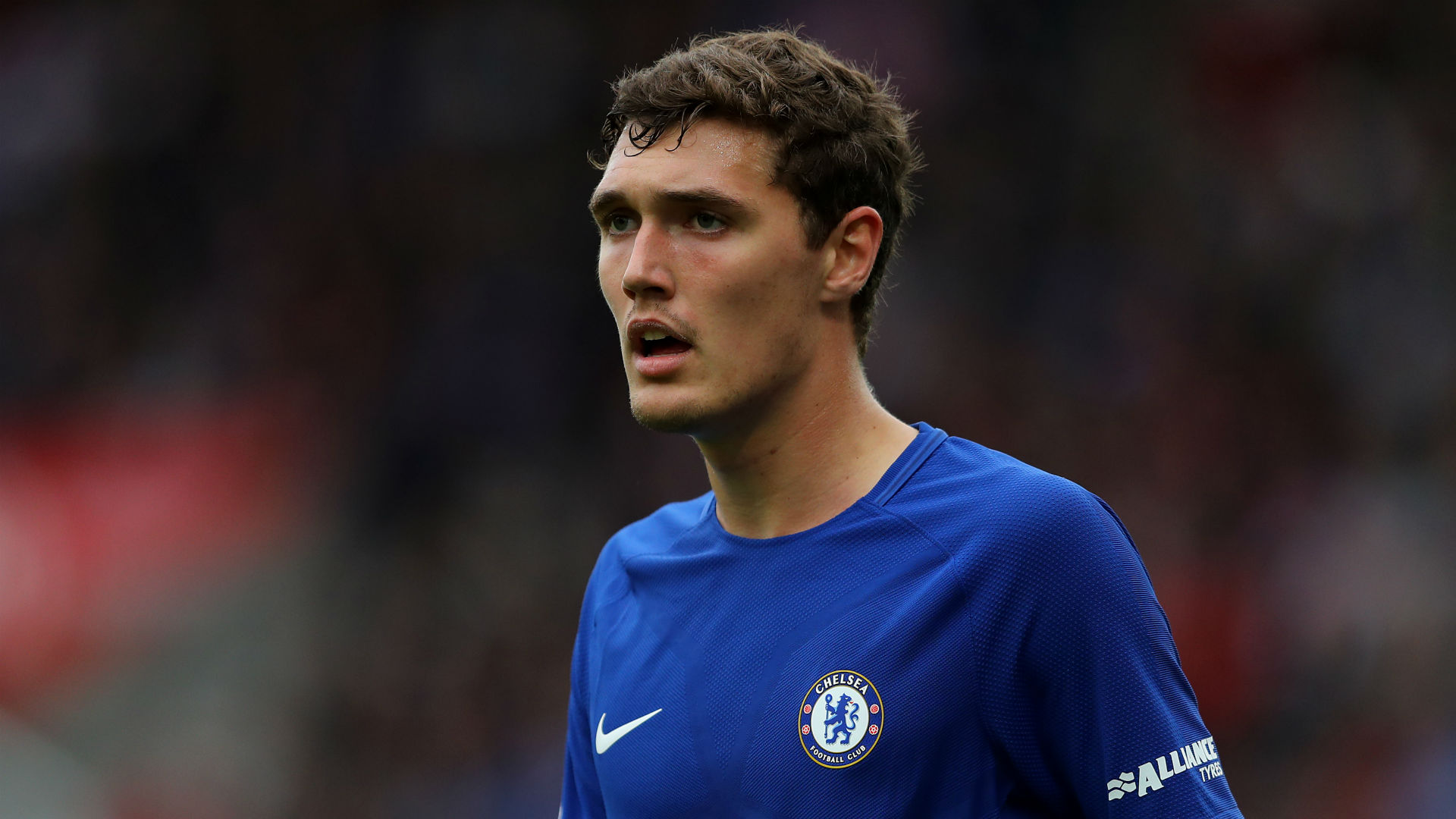 The next John Terry? Christensen advised by Gallas on how to follow in iconic footsteps