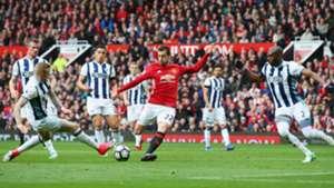 Henrikh Mkhitaryan Manchester United West Brom Premier League