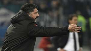 Gennaro Gattuso Lazio Milan