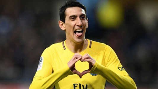 Angel Di Maria Troyes PSG Ligue 1 03032018