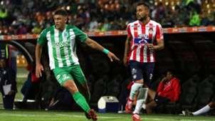 Atlético Nacional Junior Diego Braghieri Copa Aguila 2018