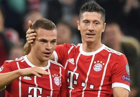 Bayern star Kimmich picks his best XI