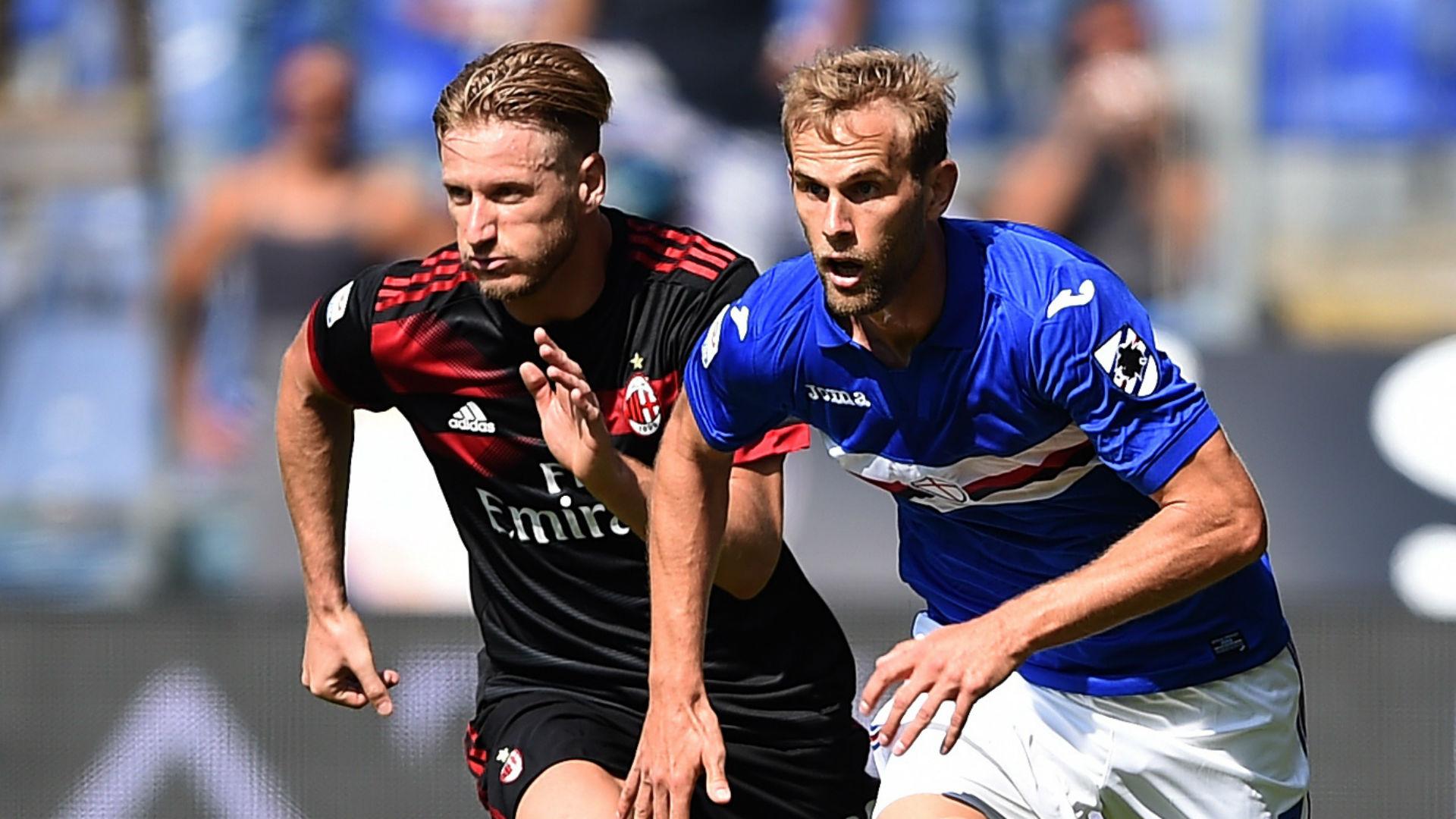 Transfer News Ivan Strinic Confirms Summer Switch From Sampdoria To Ac Milan Goal Com