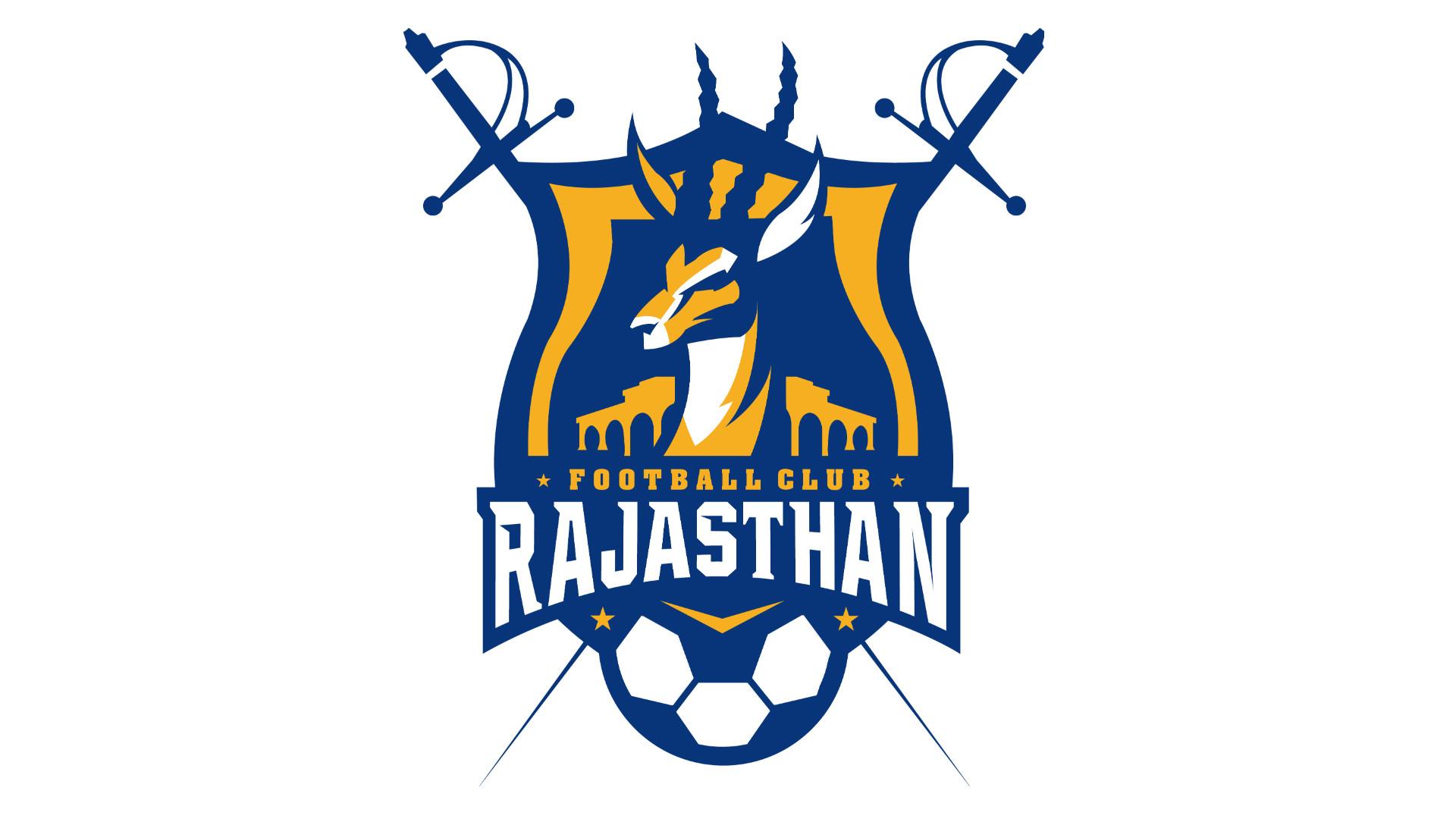 AU Rajasthan FC logo