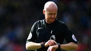 Referee Lee Mason Premier League 2017