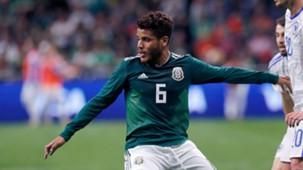 Jonathan Dos Santos Selección Mexicana