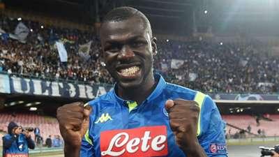 Kalidou Koulibaly Napoli 2018-19