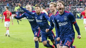Lasse Schone, AZ - Ajax, Eredivisie 12172017