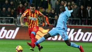 Kayserispor Trabzonspor 011218
