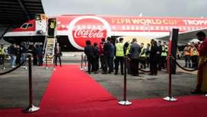 Coca Cola Trophy Tour Bogota 1