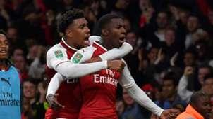 Eddie Nketiah Arsenal