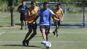 Tevez Boca Pretemporada Enero 2018