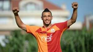 Younes Belhanda Galatasaray