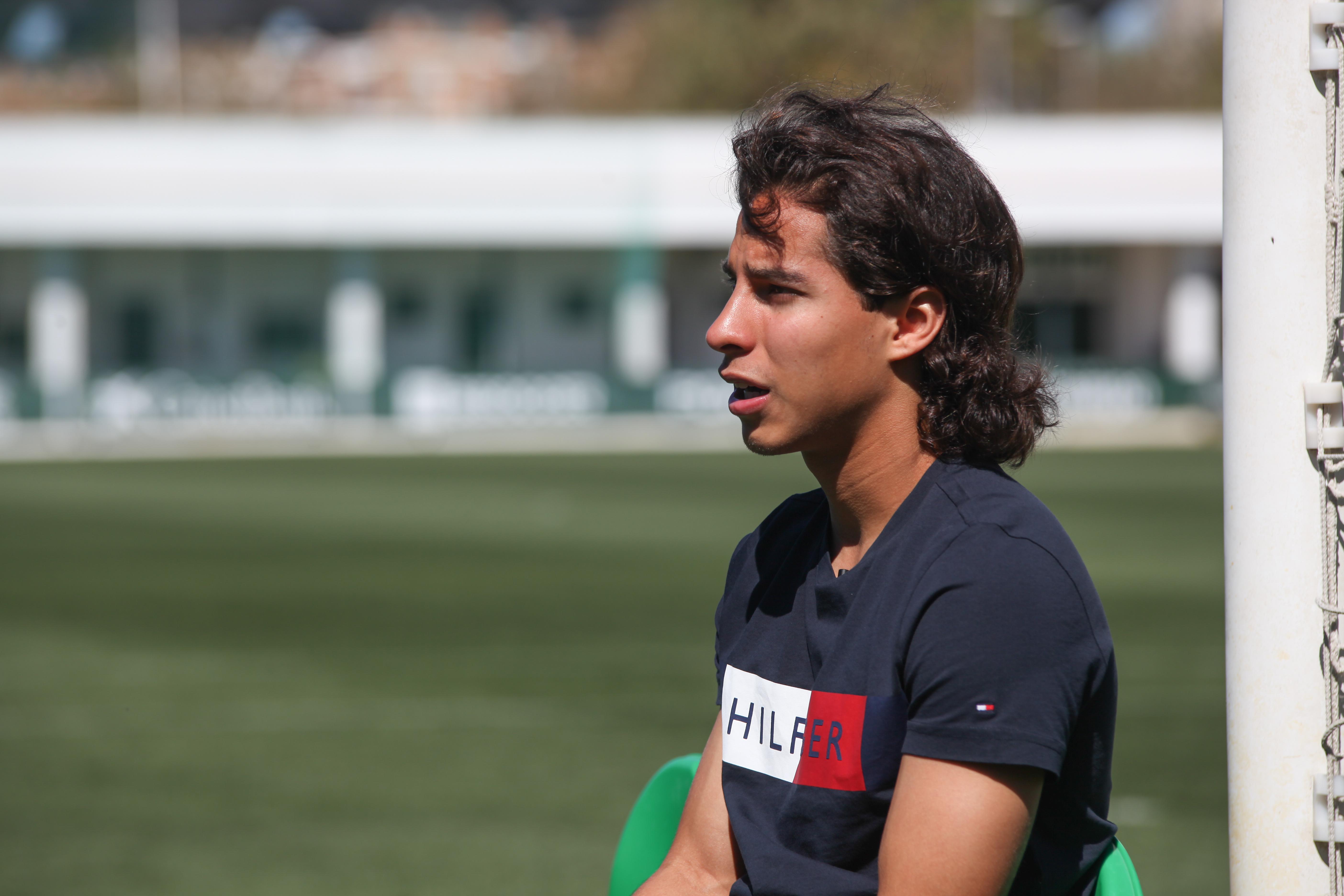 Diego Lainez Real Betis NxGn