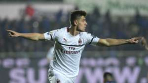 Piatek: I want to bring AC Milan back to greatness