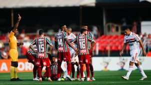 Diego Souza expulso Sao Paulo Fluminense Brasileirao Serie A 02092018