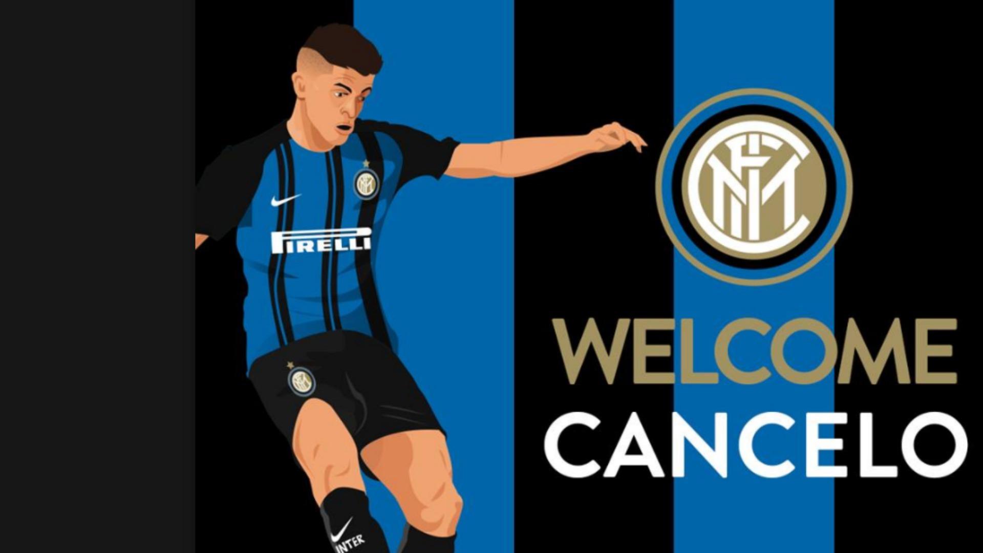 Calciomercato, triplo colpo per l' Inter: oggi Cancelo e Colidio, domani Mangala