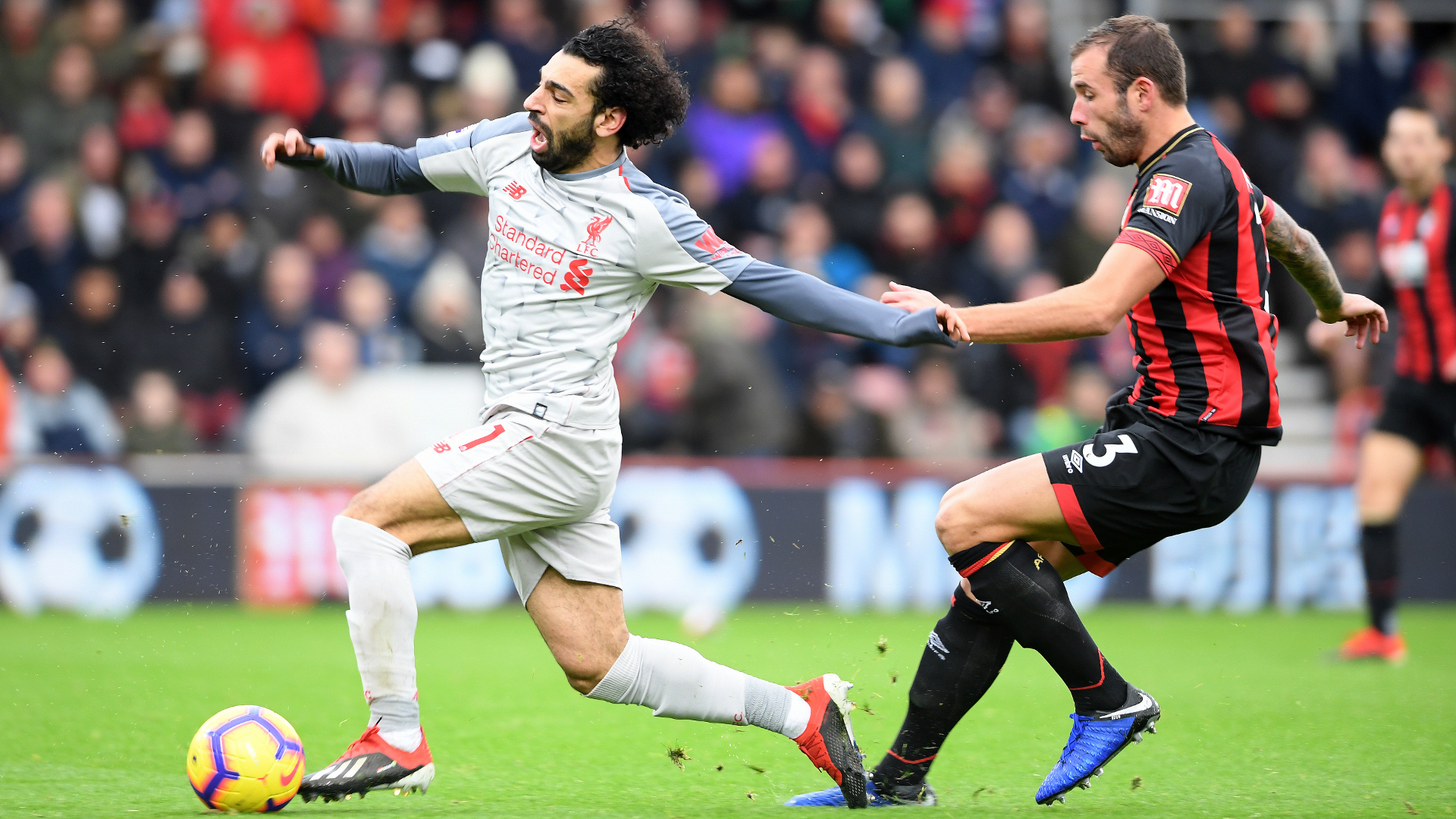 Bournemouth 0, Liverpool 4: Salah grabs hat trick for Reds