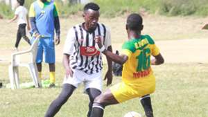 Ushuru v Mathare United.