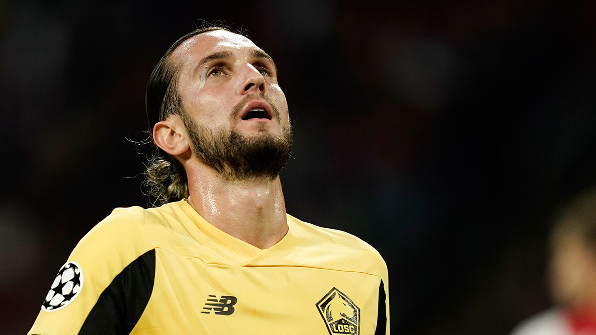 Yazici Yusuf Lille Champions League 2019-20