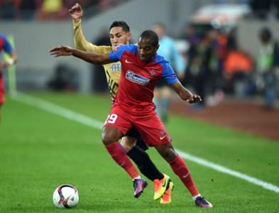 FCSB Osmanlispor William de Amorim Raul Rusescu 11/24/17