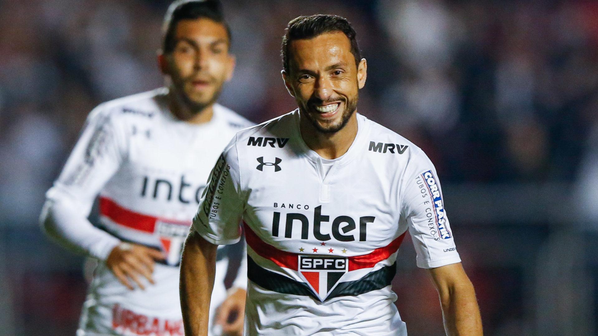 Nene Sao Paulo Botafogo Brasileirao Serie A 30052018