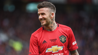 David Beckham Manchester United 2019