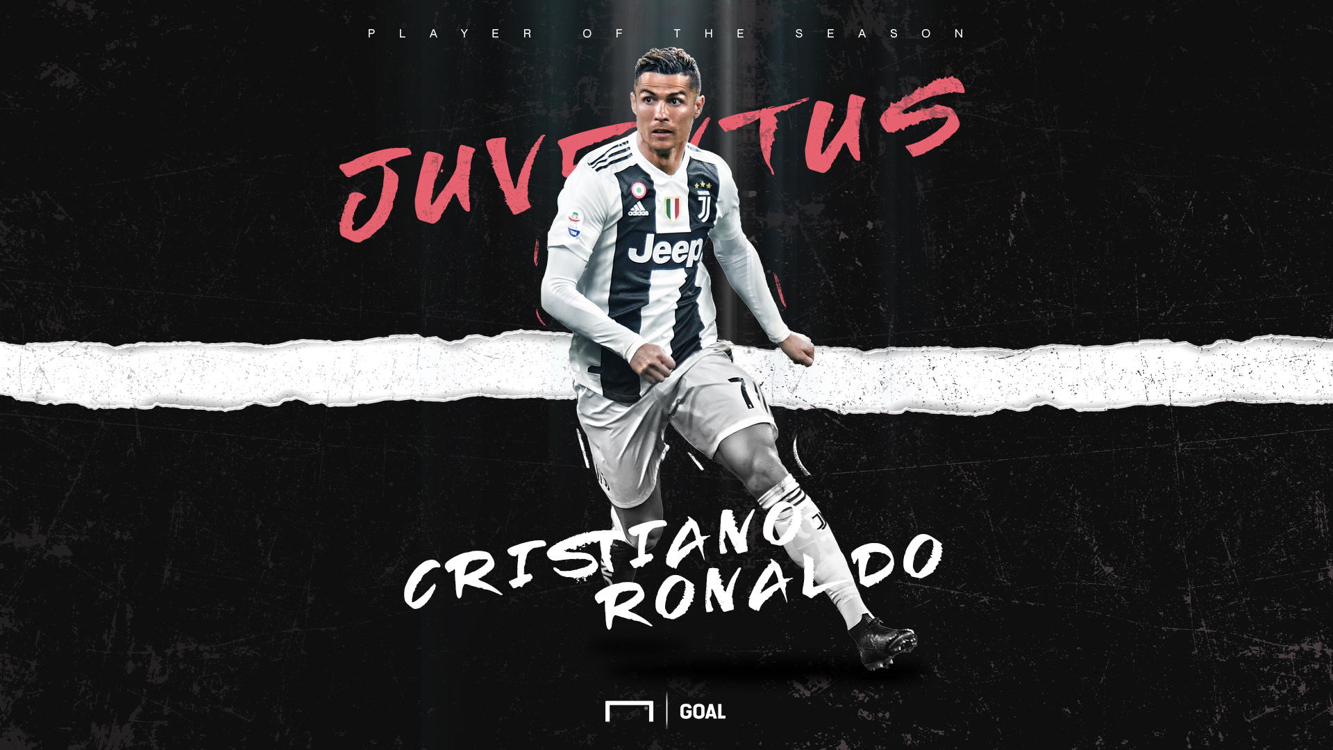 Cristiano Ronaldo Juventus Player of the Season