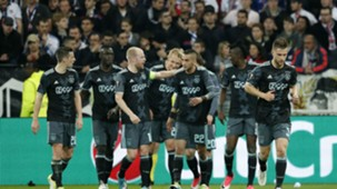 Lyon - Ajax, Europa League, 11042017
