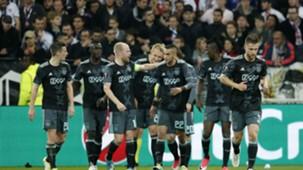 Lyon - Ajax, Europa League, 11042017