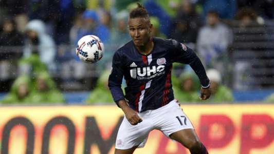 USMNT forward Agudelo re-signs with Revolution