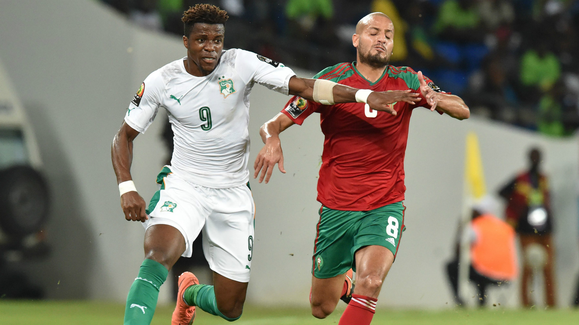 EXTRA TIME: Crystal Palace's Zaha gets hero's welcome in Cote d'Ivoire