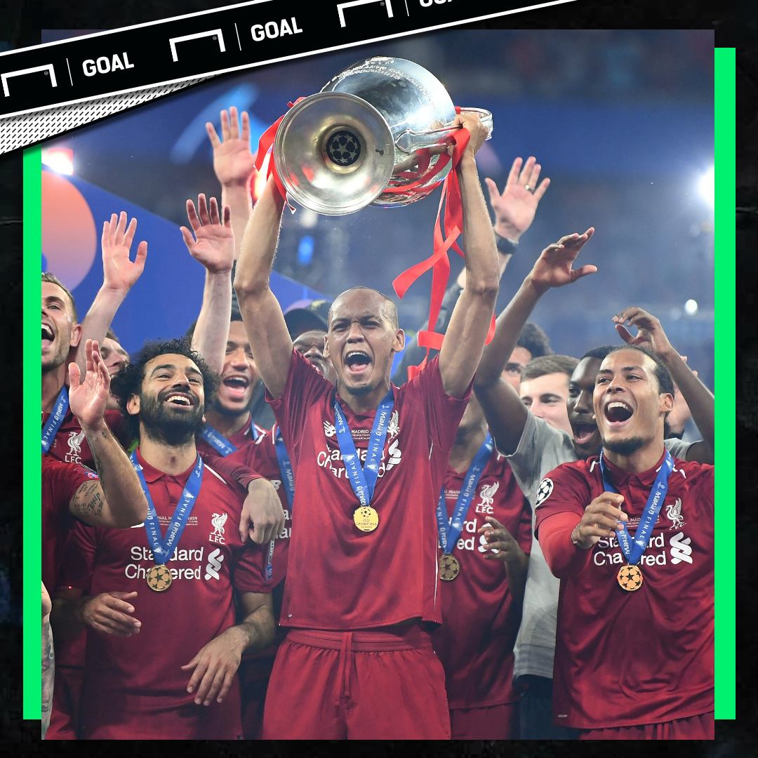 Fabinho Liverpool Champions League PS