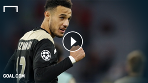 GERMANY ONLY Noussair Mazraoui Ajax