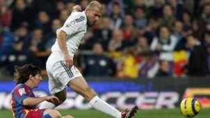 Zidane Messi Real Madrid Barcelona 2005