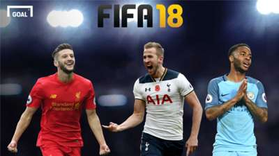 FIFA 18 English Players Background