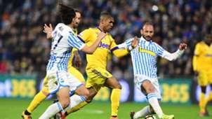 Douglas Costa SPAL Juventus Serie A
