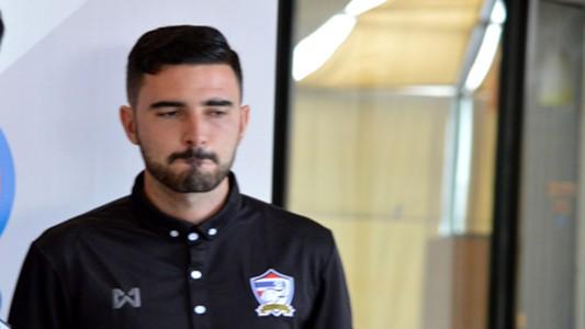 Salvador Valero Garcia-Pelatih Timnas Thailand U-16