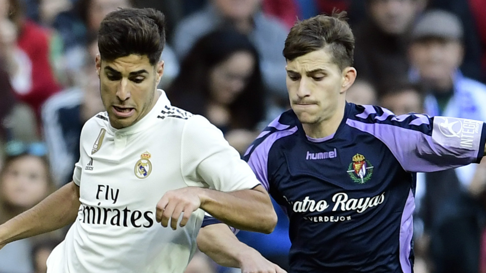Marco Asensio Real Madrid 2018-19