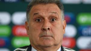 Tata Martino, Mexico coach.