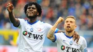 Franck Kessié Alejandro Gomez Genoa Atalanta Serie A 03022017
