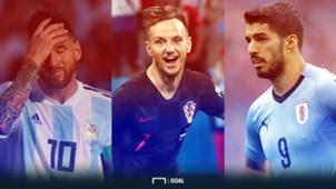 ฟุตบอลโลก 2018 : ส่องผลงานนักเตะบาร์เซโลนา