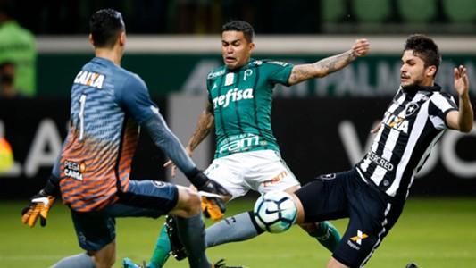 Igor Rabello Dudu Gatito Fernandez Palmeiras Botafogo Brasileirao Serie A 27112017