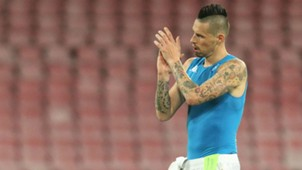 Hamsik Napoli Champions
