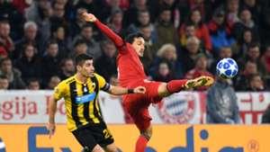 Mats Hummels FC Bayern München Champions League 07112018