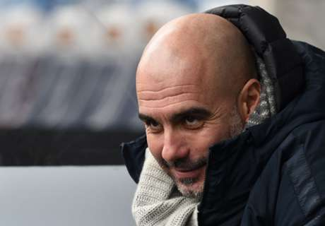 What did Pep say at half time? City scoring spree goes on